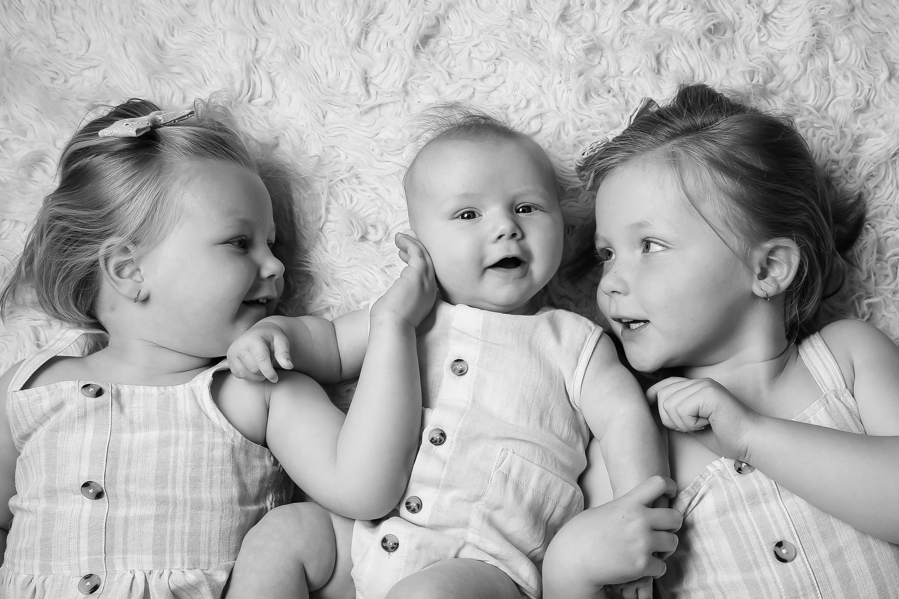 Together Family Portrait Ballan Photographer Bacchus Marsh Ballarat