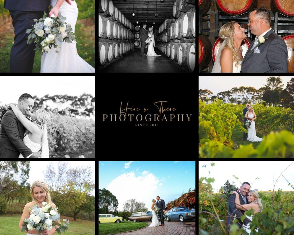 Wedding St. Annes Winery wedding Myrniong Moorabool
